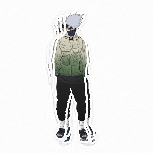 Kakashi Sticker