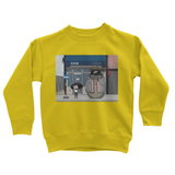 Totoro and Mei Kids Sweatshirt