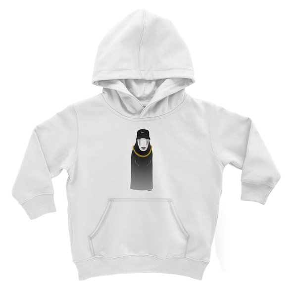 No Face (Spirited Away) Kids Hoodie