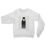 No Face (Spirited Away) Heavy Blend Crew Neck Sweatshirt