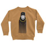No Face (Spirited Away) Kids Sweatshirt
