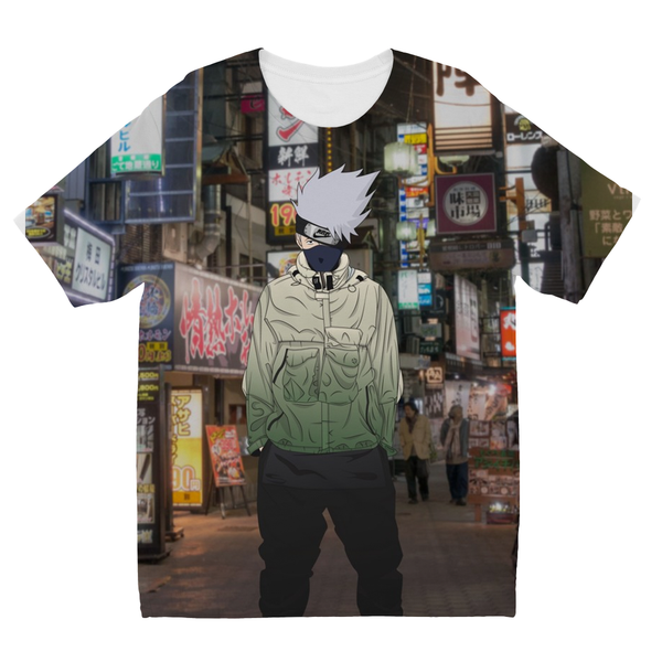 Kakashi 02 Kids Sublimation TShirt