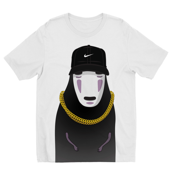 No Face (Spirited Away) Kids Sublimation TShirt