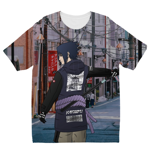 Sasuke 02 Kids Sublimation TShirt