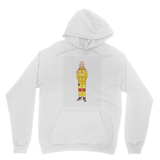 Saitama (One-Punch Man) Heavy Blend Hooded Sweatshirt
