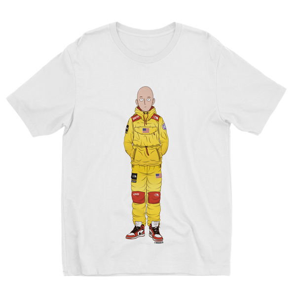 Saitama (One-Punch Man) Kids Sublimation TShirt