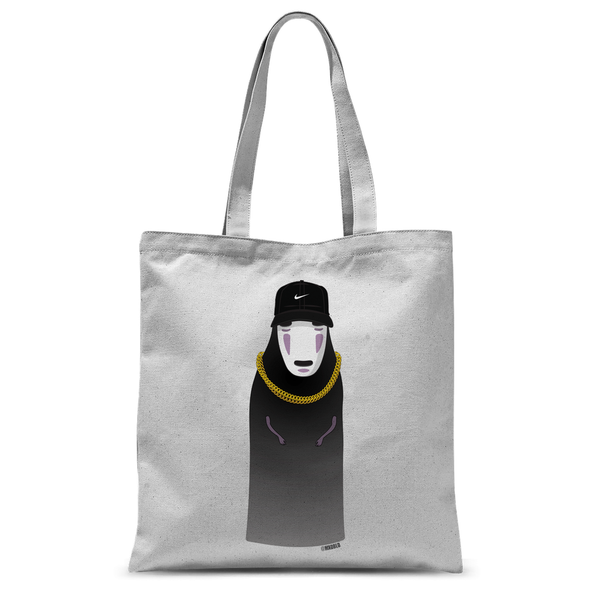 No Face (Spirited Away) Tote Bag