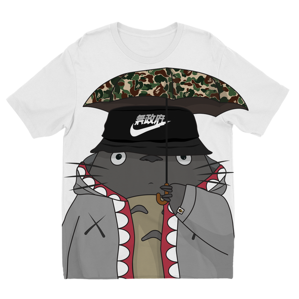 Totoro Kids Sublimation TShirt