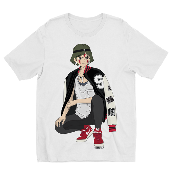 San (Mononoke) Kids Sublimation TShirt