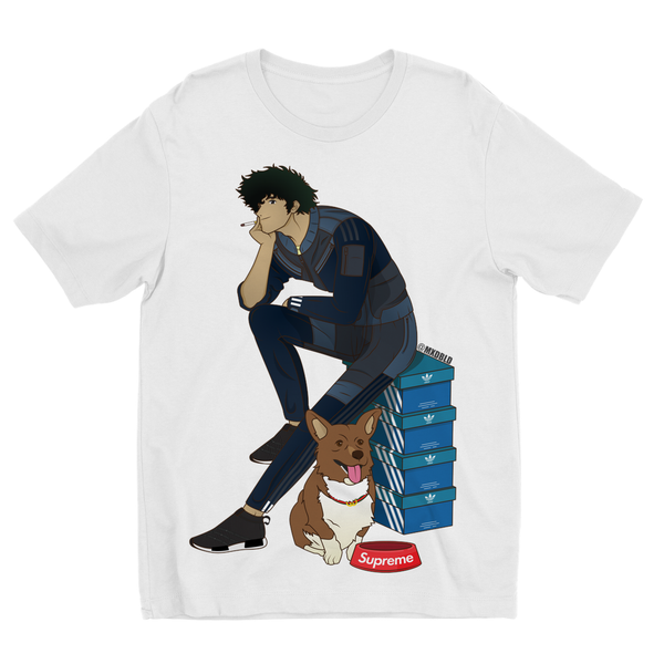 Spike (Cowboy Bebop) Kids Sublimation TShirt