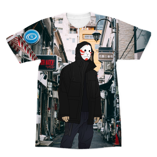 Anbu 02 Sublimation T-Shirt