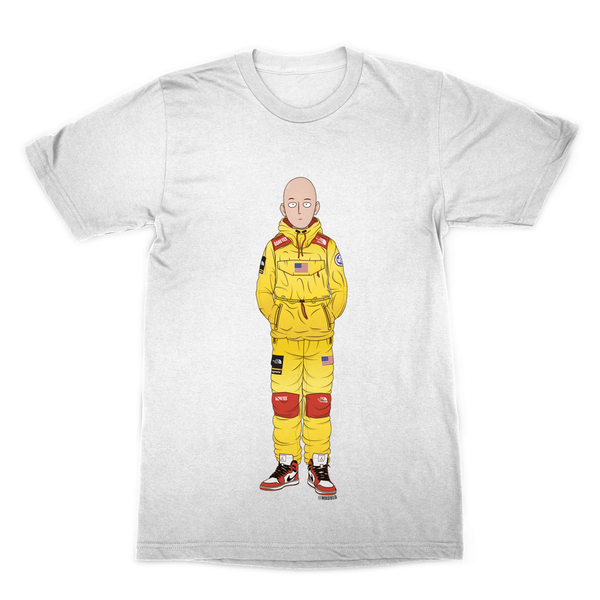 Saitama (One-Punch Man) Sublimation T-Shirt