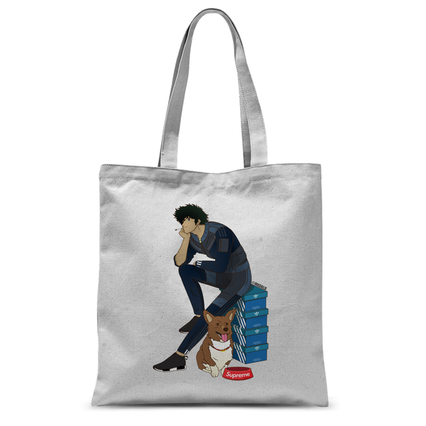 Spike (Cowboy Bebop) Tote Bag