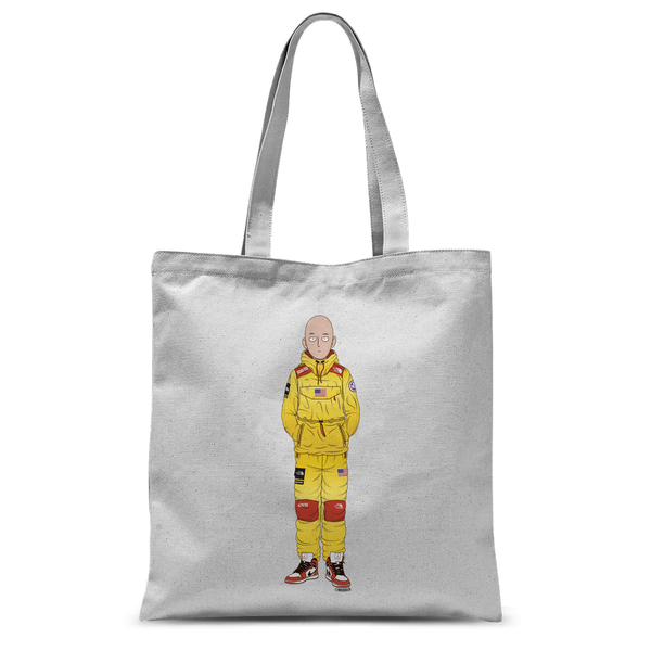 Saitama (One-Punch Man) Tote Bag