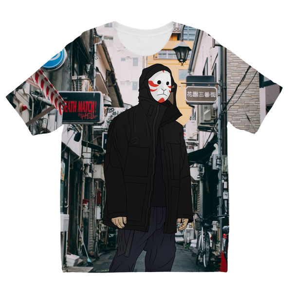 Anbu 02 Kids Sublimation TShirt
