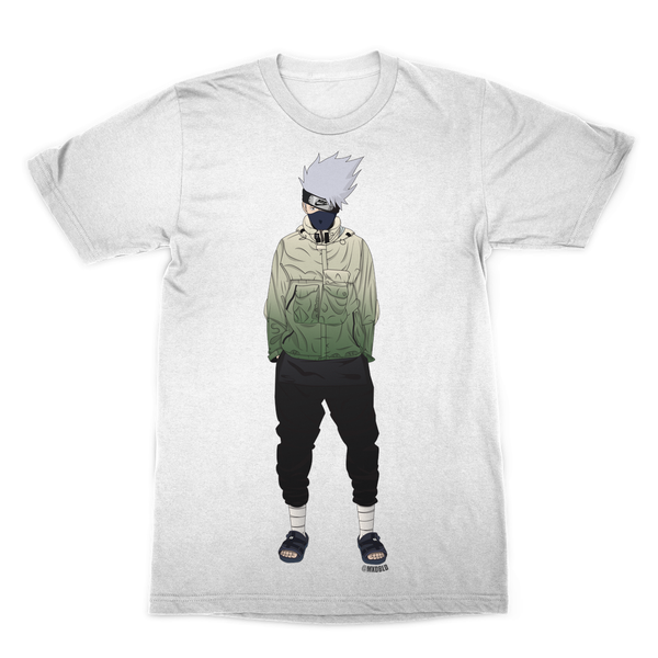 Kakashi (Naruto) Sublimation T-Shirt