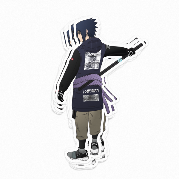 Sasuke Sticker