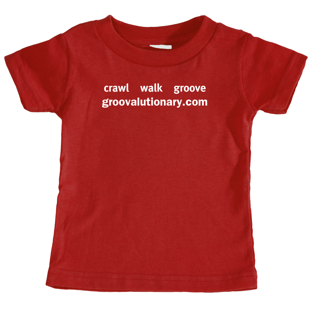 Groovalutionary Infant Tee