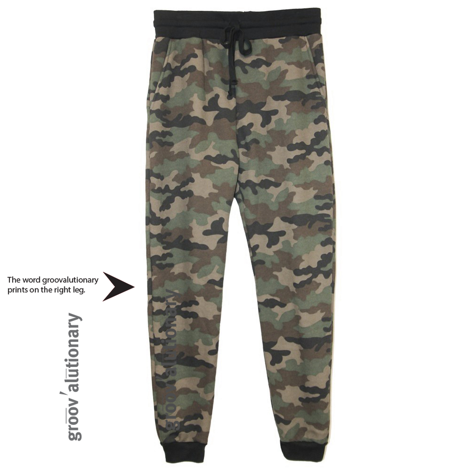 Groovalutionary Jogger Pants