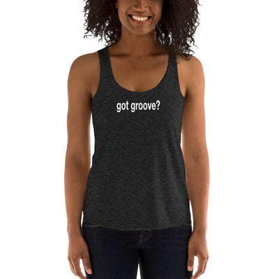 Got Groove Racerback Tank Top
