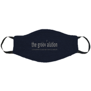 The Groovalution 100% Cotton Mask