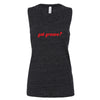 Women's Scoop Muscle Tank