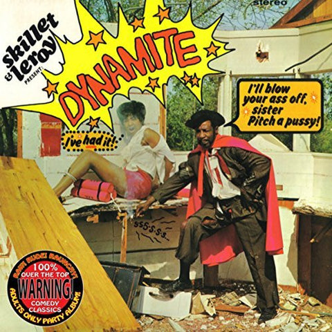 DYNAMITE - DYNAMITE IS OUTTA SIGHT! (DOWNLOAD)