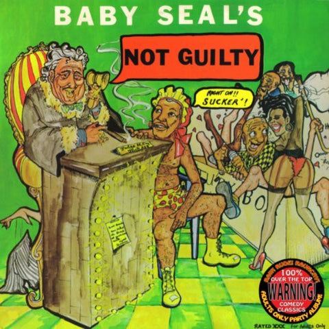 BABY SEAL - NOT GUILTY (DOWNLOAD)