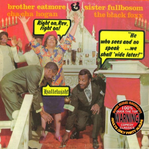 CHA CHA HOGAN - BROTHER EATMORE AND SISTER FULLBOSOM (DOWNLOAD)