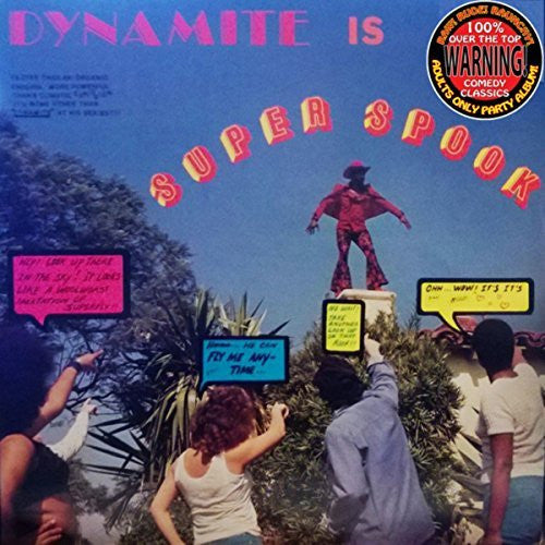 DYNAMITE - SUPER SPOOK (DOWNLOAD)