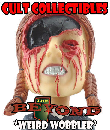 "LUCIO FULCI'S ""THE BEYOND"" ""WEIRD WOBBLER"" BOBBLEHEAD!"
