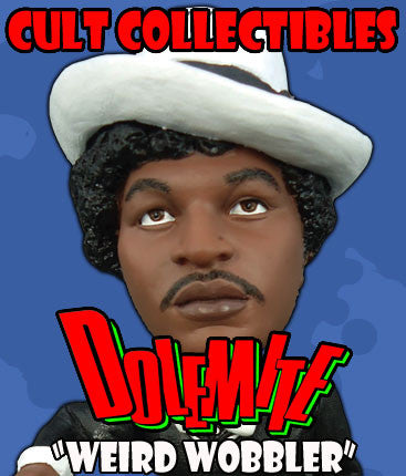 "RUDY RAY MOORE IS ""DOLEMITE"" OFFICIAL ""WEIRD WOBBLER"" BOBBLEHEAD!"