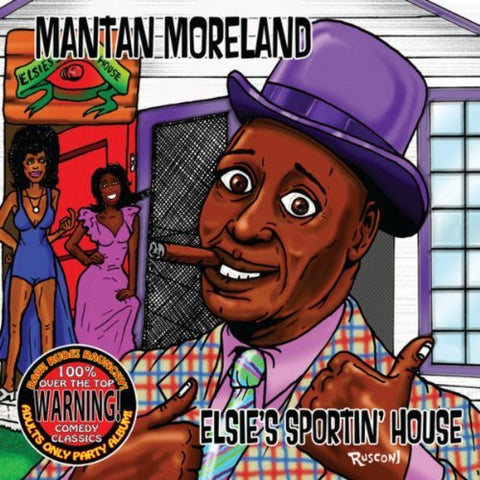 MANTAN MORELAND - ELSIE'S SPORTIN' HOUSE (DOWNLOAD)
