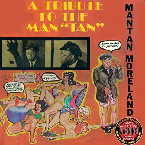 MANTAN MORELAND - A TRIBUTE TO THE MAN(TAN) (DOWNLOAD)