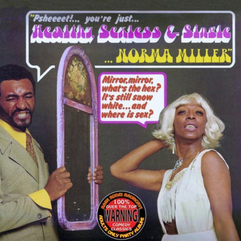NORMA MILLER - HEALTHY, SEXLESS & SINGLE (DOWNLOAD)