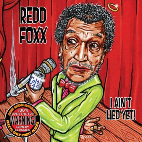 REDD FOXX - I AIN'T LIED YET! (DOWNLOAD)