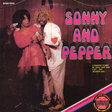 SONNY & PEPPER - BATTLE OF THE SEXES LIVE! (DOWNLOAD)