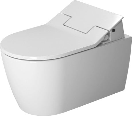 Duravit 25295900921 - Toilet WM 570mm ME by STARCK white washdown,Durafix,Rimless,US, WG, NEW, OPEN BOX, box cold be damage