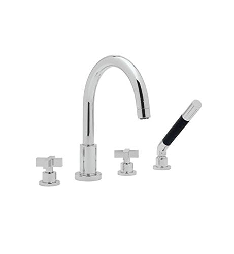 Rohl BA26L-APC A4914Lhapc , Polished Chrome OPEN BOX, NEW, OPEN BOX, box cold be damage