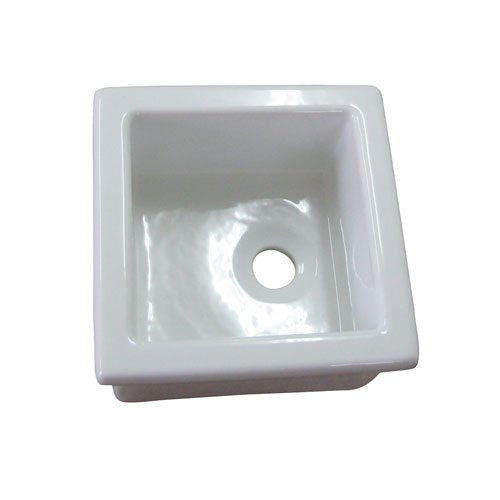 Barclay LS330 13-Inch x 13-Inch Utility Sink, NEW, OPEN BOX, box cold be damage