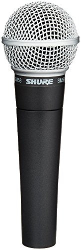 Shure SM58-LC Vocal Microphone, Cardioid