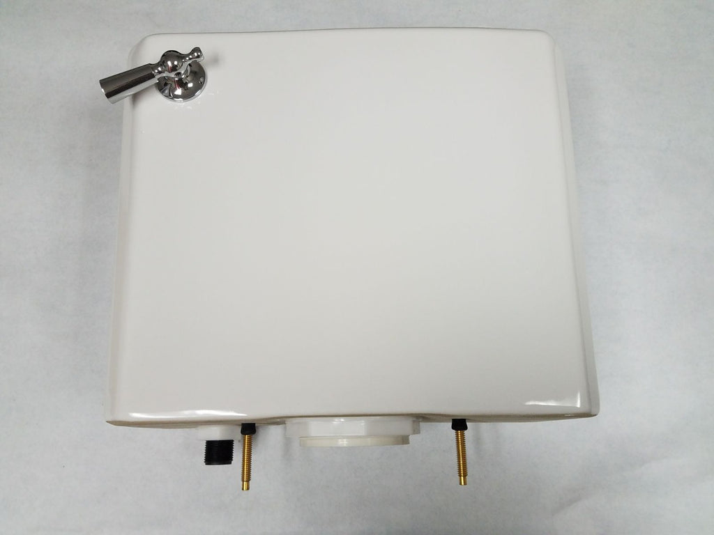 DXV - D24005A101.415 - Fitzgerald Toilet Tank Part - Canvas White, NEW, OPEN BOX, box cold be damage