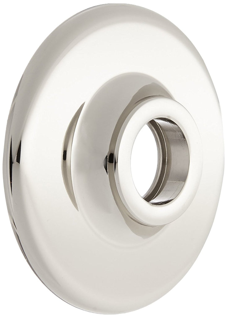 "Jaclo 6012-PN Escutcheon with 2 O-Rings, 1/2"" x 3"", Polished Nickel, NEW, OPEN BOX, box cold be damage"