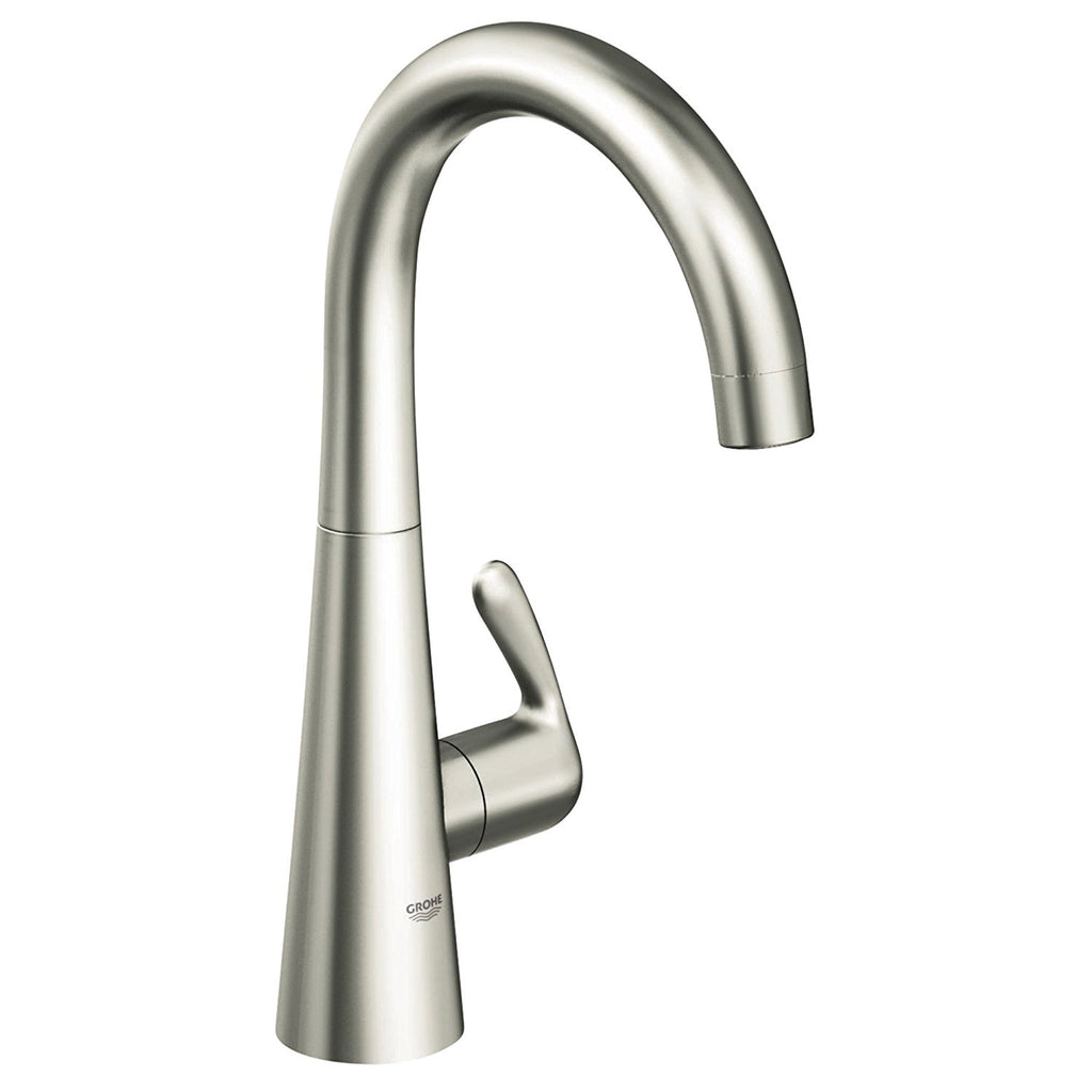 GROHE LadyLux Single-Handle Pillar Tap Water Faucet, NEW, OPEN BOX, box cold be damage