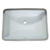 Artisan VCU-1913WH Vitreous China Bathroom Sink - White, NEW, OPEN BOX, box cold be damage