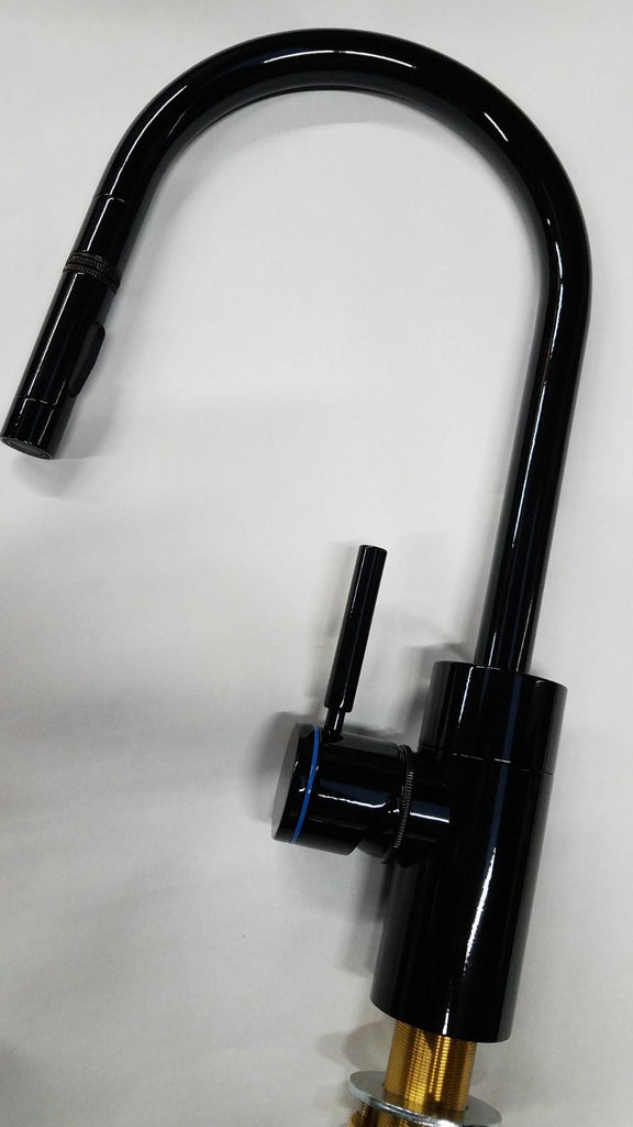Waterstone - 5400-BLN - PLP Standard Reach Pull Down Faucet. New  open box, NEW, OPEN BOX, box cold be damage