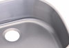 "Elkay Dayton Stainless Steel 23-1/2"" x 21-3/16"" x 8"", Single Bowl Undermount Sink, DXUH2118, NEW, OPEN BOX, box cold be damage"