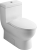 Villeroy & Boch 6616US01 Subway 1-Pc Toilet Ceramic White Alpin, NEW, OPEN BOX, box cold be damage