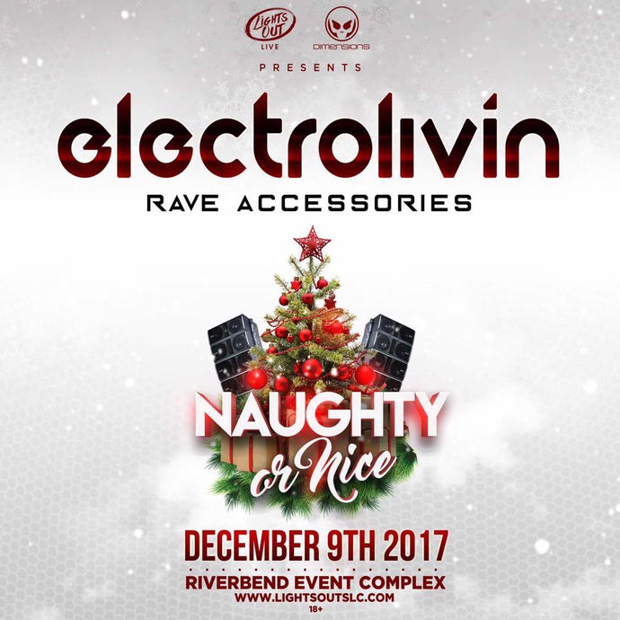 Win 2 GA Tickets to Naughty Or Nice 2017!