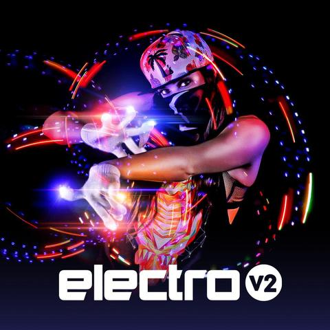 Electro V2 Gloves - ElectroLivin, LIGHT TOY - Rave Accessories, ElectroLivin  - ElectroLivin